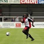Woking vs Stevenage Borough (Friendly) (09-08-01)